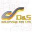D&S Solutions Pte Ltd Logo