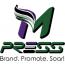 M'Press, LLC Logo