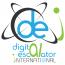 Digital Escalator Logo
