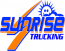 Sunrise Trucking Logo
