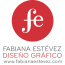 Fabiana Estevez Diseño Grafico Logo