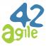 agile42 Consulting GmbH Logo