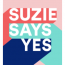 Suzie Says Yes Logo