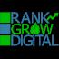 Rank Grow Digital Logo