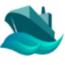 El Mar Logistics Logo