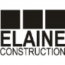 Elaine Construction Logo