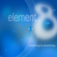 E L E M E N T 8. logo