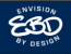 ENVISION BY DESIGN logo