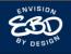 ENVISION BY DESIGN Logo