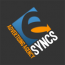 eSYNCS Web Design & Buzz Marketing Logo