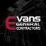 Evans General Contractors Logo