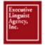 Executive Linguist Agency, Inc. logo