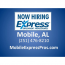 Express Employment Professionals- Mobile, AL Logo