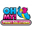 Oh my Print Solutions Inc. Logo