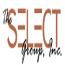 THE SELECT GROUP, VA Logo