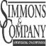Simmons & Company Logo