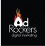 AdRockers Digital Marketing Logo