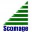 Scomage Information Services, Inc. Logo