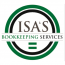 Isa's Bookkeeping Services Logo