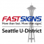 FastSigns Seattle U-District Logo