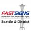 FastSigns Seattle U-District Logo
