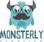 Monsterly Creative Logo