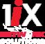 1iX Network Solutions Logo