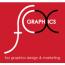 Fox Graphics Designer Logo