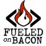 Fueled on Bacon Logotype