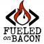 Fueled on Bacon Logotype