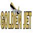 Golden jet Logo