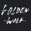 Golden Wolf Logo