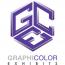 GraphiColor Exhibits Logo