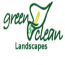 Green and Clean Landscapes Logo