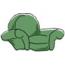 Green Chair Marketing Group Logo