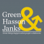 Green Hasson Janks logo