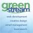 Green Stream Web Designs Logo