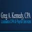 Greg A. Kennedy, CPA (APAC) Logo