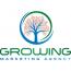 Growing Marketing Agency Logo