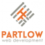 H. F. Partlow Web Development logo