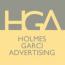 Holmes Garci Advertising logo