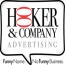 Hooker & Company Advertising logo