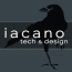 Iacano tech & design Logo