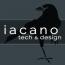 Iacano tech & design logo