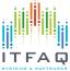 ITFAQ Systems & Softwares Logo