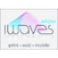 Iwaves Media Logo