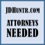 JDHuntr In-House Counsel Jobs Logo