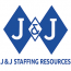 J & J Staffing Resources Logo