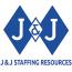 J & J Staffing Resources Logo