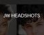 JW Headshots Logo